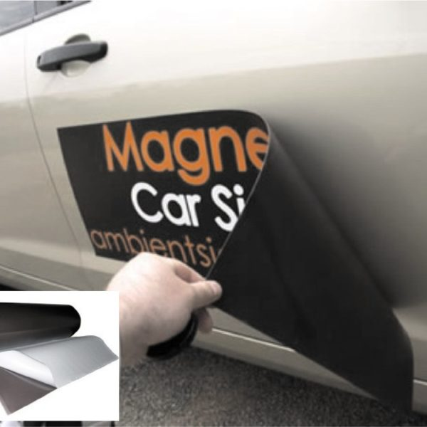 imanes publicitarios carros
